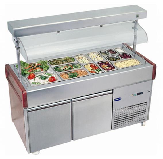 Salad Bar Royal Art Kitchen Equipment Co